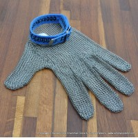 Honeywell Chainex 2000 Chainmail Oyster Glove