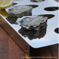 Simply Oysters' Oyster Tray 12