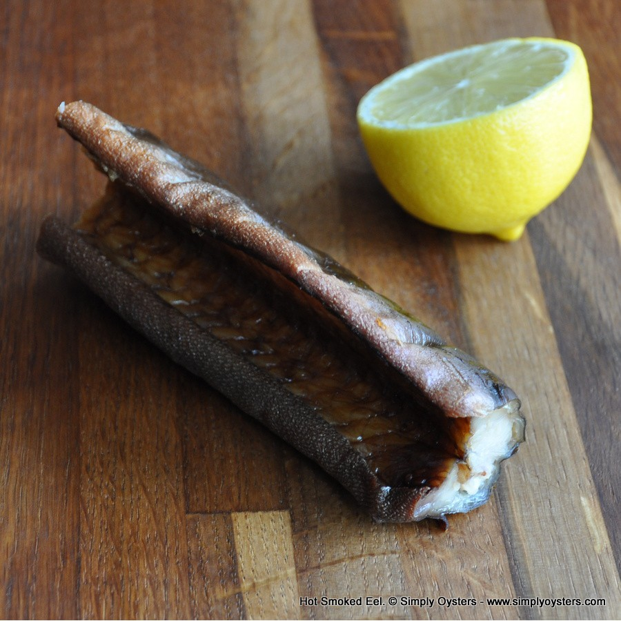 Hot Smoked Eel (200g Portions)
