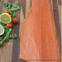Smoked Salmon Whole-Side (1.0-1.2kg)