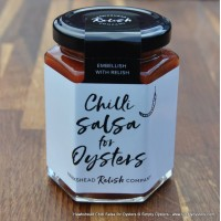 Hawkshead Chilli Salsa for Oysters (200g)