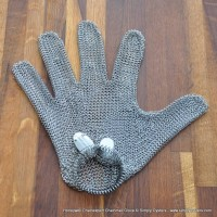 Honeywell Chainexpert Chainmail Oyster Glove