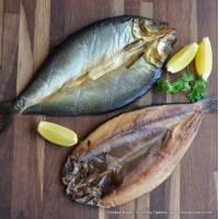Smoked Kipper: Whole (280g)