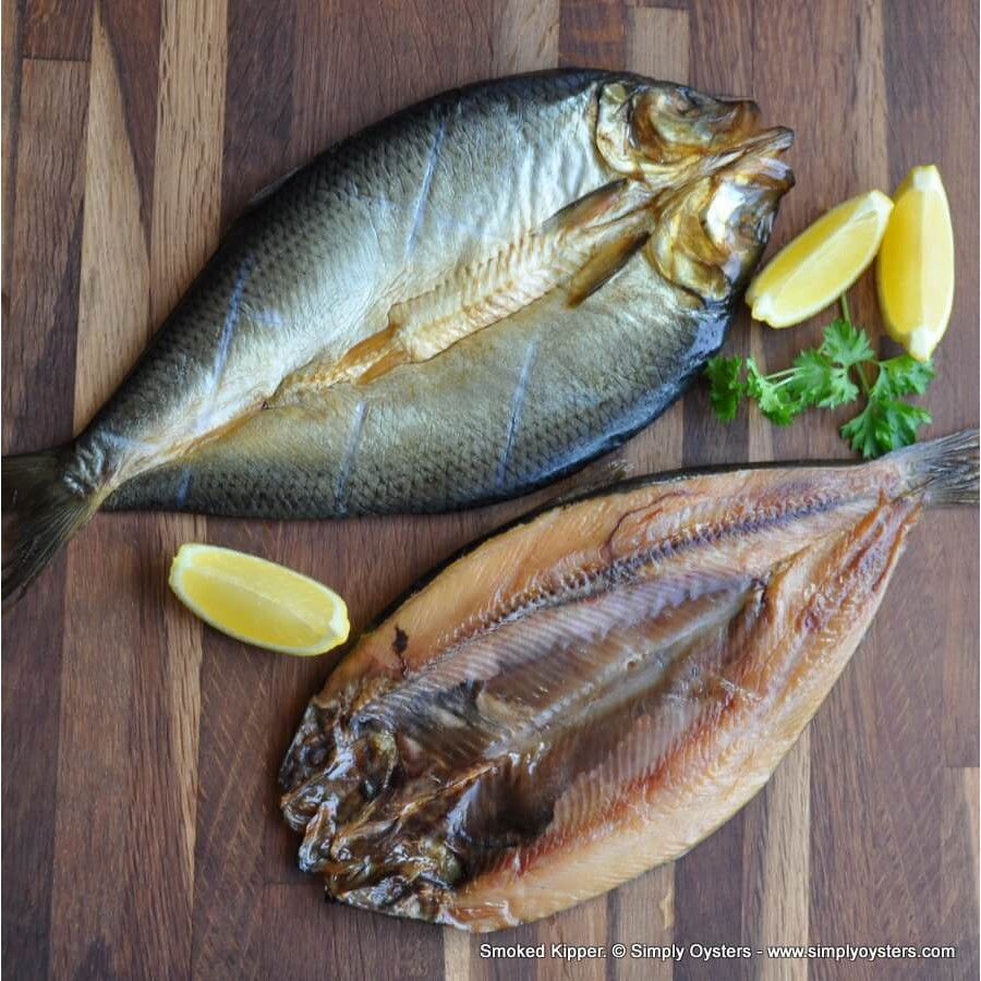 Smoked Kipper Whole (280g)