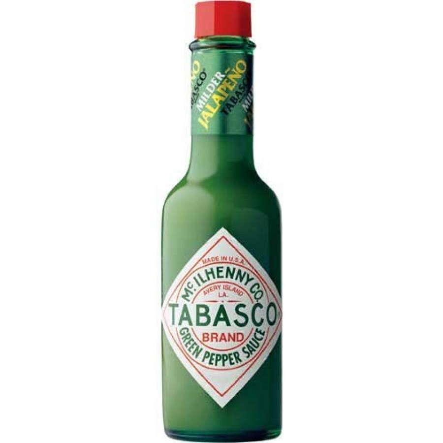 Tabasco Green Pepper Sauce (57ml)