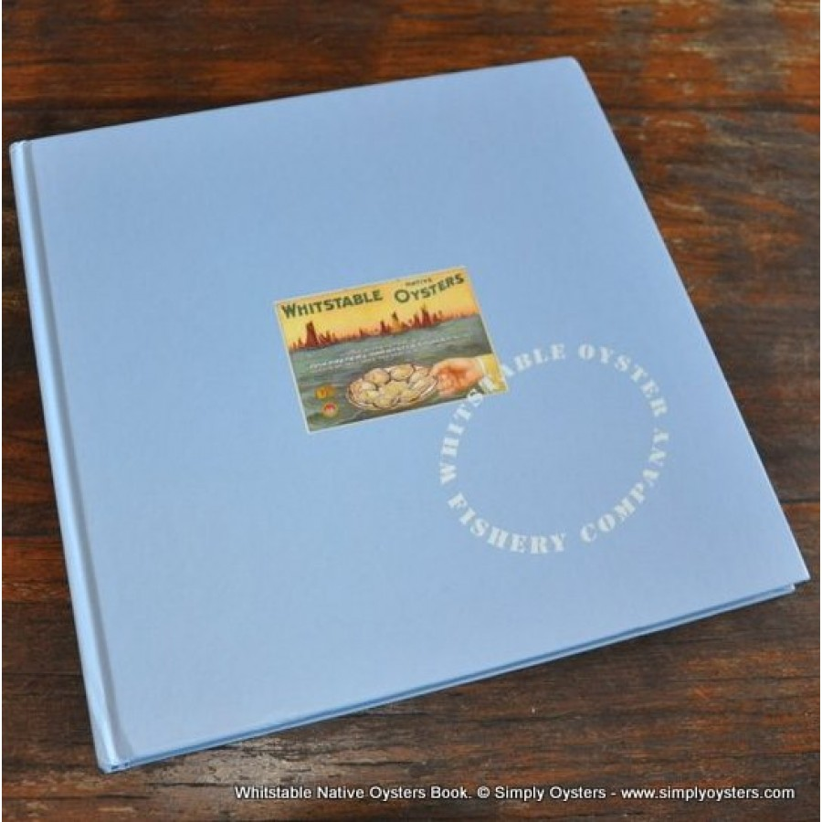 Whitstable Native Oysters Book