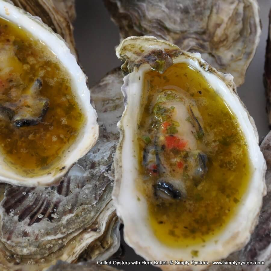 how to make grilled oysters